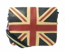 Union Jack retro olkalaukku