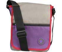 Benetton Benjamin Flap Cross Body olkalaukku, lila