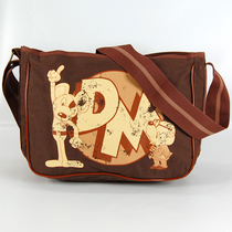 DANGER MOUSE SATCHEL BAG/ OLKALAUKKU