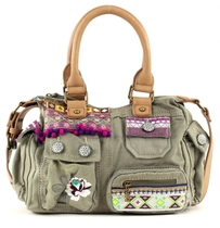 Desigual Bols London Mini Military Luxe olkalaukku