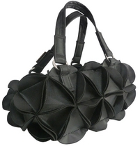 "Goodjob HANDBAG ""BLOSSOM"" black"