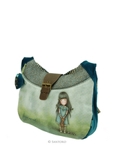 Gorjuss Slouchy Bag - Forget Me Not Olkalaukku