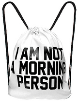 Jumppakassi, I am not a morning person