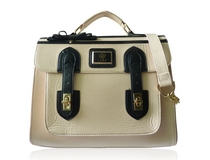 LYDC® London satchel - olkalaukku, beige