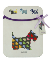 Santoro's Eclectic™ Scottie Dogs IPAD KOTELO