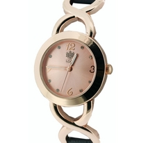 The Cline Ladies Watch by LYDC in Rose Gold