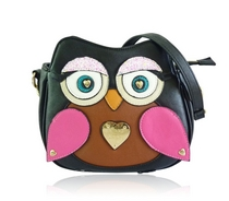 The Little Miss Owl Bag - pieni pöllö olkalaukku